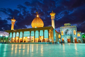 Shah e Cheragh Holy Shrine