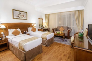 Grand Excelsior Hotel Bur in Dubai
