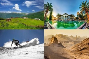 Best Iran Travel Time