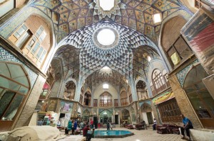 Top 5 Best Bazaars in Iran